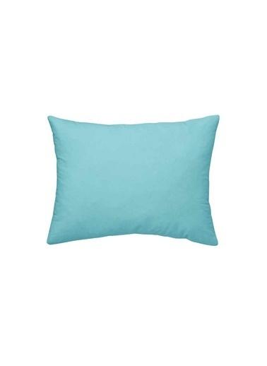 Maki %100 Pamuklu 2 Adet 50x70 Yastık Kılıfı Mint Yeşili Yeşil